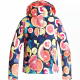 Vêtement hiver ROXY ROXY JETTY GIRL JKT LEMON TONIC/FRUITSOFTHEMOON 18 - Ekosport