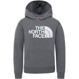 THE NORTH FACE Y DREW PEAK PO HDY TNFMEDIUMGRYH 21