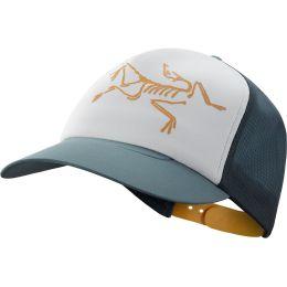 ARC'TERYX BIRD TRUCKER HAT ASTRAL/LABYRINTH/DELOS GREY 20