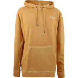 OAKLEY DYE PULLOVER SWEATSHIRT GOLD YELLOW 21