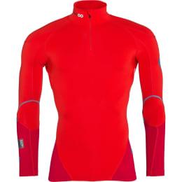 Vêtement hiver ROSSIGNOL ROSSIGNOL INFINI COMPRESSION RACE TOP CRIMSON 21 - Ekosport