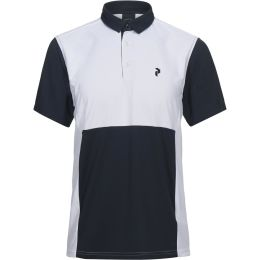 PEAK PERFORMANCE RACE TOUR POLO SALUTE BLUE 18