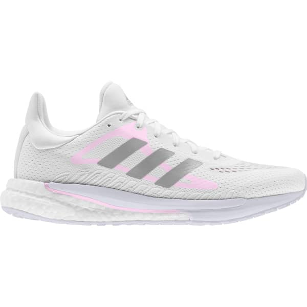 ADIDAS Chaussure running Solar Glide 3 W Cloud White Femme Blanc/Rose taille 36 2/3