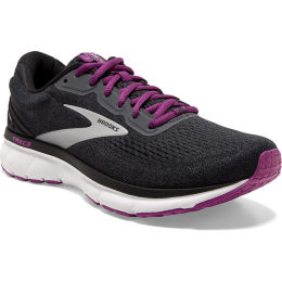 BROOKS TRACE W EBONY/BLACK/WOOD VIOLET 21