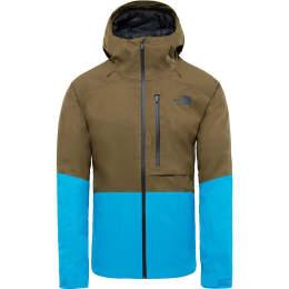 Vêtement hiver THE NORTH FACE THE NORTH FACE M SICKLINE JKT BEECH GREEN/HYPER BLUE 19 - Ekosport