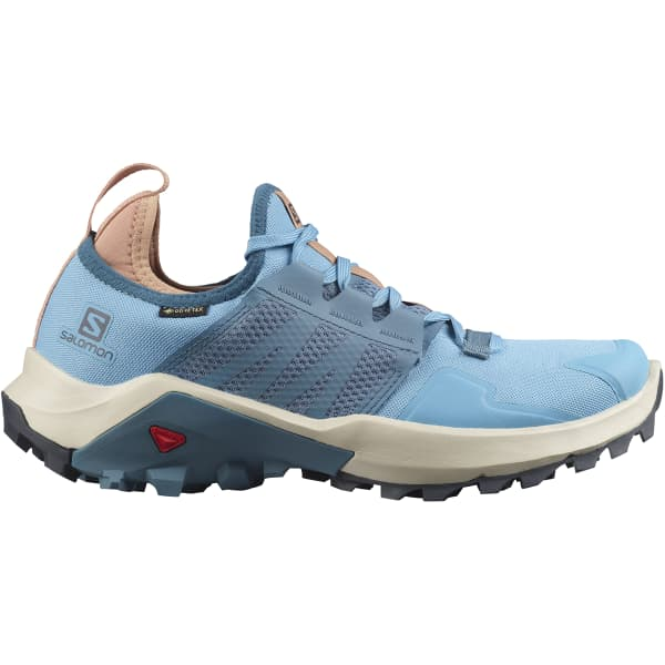 SALOMON Chaussure trail Madcross Gore-tex W Delphinium Blue/bluestone/sirocco 21 Femme Bleu taille 3.5