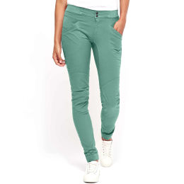 LOOKING FOR WILD LAILA PEAK PANT W POOLL GREEN 21