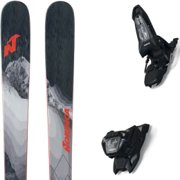 NORDICA ENFORCER 88 21 + MARKER GRIFFON 13 ID BLACK 21