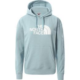 THE NORTH FACE W LIGHT DREW PEAK HOODIE-EU TOURMALINE BLUE 21