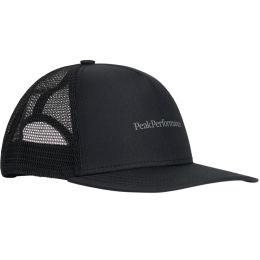 PEAK PERFORMANCE PP TRUCKER CAP BLACK 21