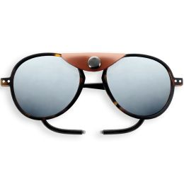 IZIPIZI SUN GLACIER PLUS TORTOISE BROWN SHIELDS 21
