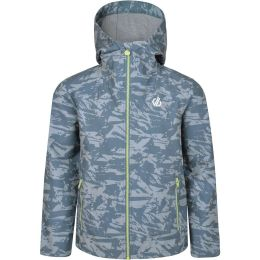 DARE 2B GIFTED SOFTSHELL JR METEOR GREY 19