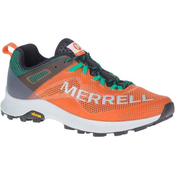 MERRELL Chaussure trail Mtl Long Sky/exuberance Homme Orange/Vert taille \