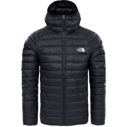 Textile THE NORTH FACE THE NORTH FACE M TREVAIL HOODIE TNF BLACK/TNF BLACK 22 - Ekosport