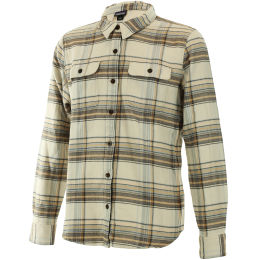 PATAGONIA W'S INSULATED FJORD FLANNEL JKT CAB BIR WHI 21