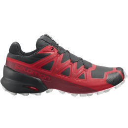SALOMON SPEEDCROSS 5 GOJI BERRY/WHITE/BLACK 21