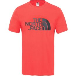 THE NORTH FACE M S/S EASY TEE SALSA RED 19