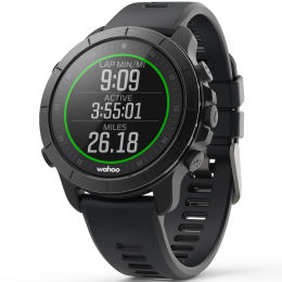 WAHOO ELEMNT RIVAL STEALTH GREY 21