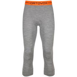 ORTOVOX 185 ROCK'N'WOOL SHORT PANTS MEN GREY BLEND 21