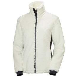 HELLY HANSEN W PRECIOUS FLEECE JACKET OFF WHITE 21