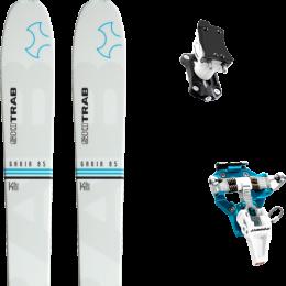 Pack ski SKI TRAB SKI TRAB GAVIA 85 21 + DYNAFIT SPEED TURN 2.0 BLUE/BLACK 21 - Ekosport