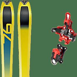 Ski randonnée DYNAFIT DYNAFIT SPEED 76 20 + PLUM R170 22 - Ekosport