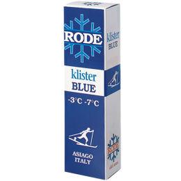 RODE KLISTER BLEU 20