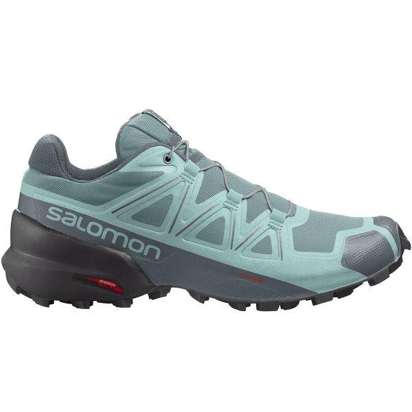 SALOMON Chaussure trail Speedcross 5 W Trellis/stormy Weather/phantom Femme Vert taille 3.5