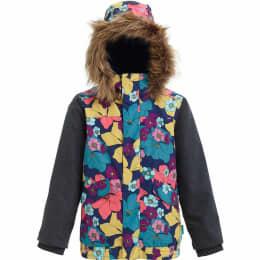 Vêtement de ski BURTON BURTON GIRLS WHIPLY BMB JK FLOWER/DENIM 19 - Ekosport