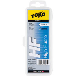 TOKO HF HOT WAX 120G BLUE 19