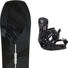 BURTON FAMILY TREE HOMETOWN HERO 21 + BURTON GENESIS EST MATTY BLACK 21