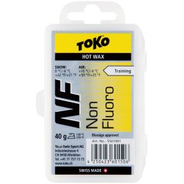 TOKO NF HOT WAX 40G YELLOW 20