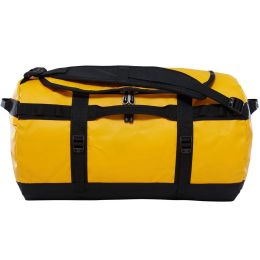 THE NORTH FACE BASE CAMP DUFFEL S SUMMIT GOLD/TNF BLACK 21