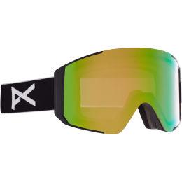 Protection du skieur ANON ANON SYNC BLACK/VARIABLE GREEN 21 - Ekosport