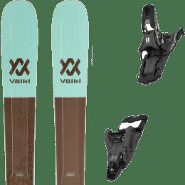 Pack ski alpin VOLKL VOLKL SECRET 102 20 + ARMADA SHIFT MNC 13 ARMADA BLACK 110MM 22 - Ekosport