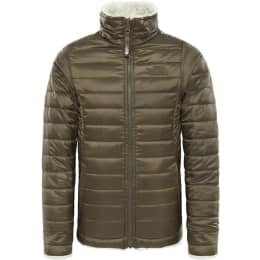 Haut THE NORTH FACE THE NORTH FACE G REV MOSSBUD S JKT NEW TAUPE GRN 19 - Ekosport