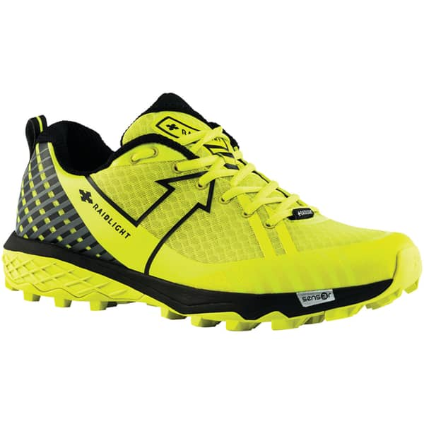 RAIDLIGHT Chaussure trail Responsiv Dynamic Lime Homme Jaune taille 8.5
