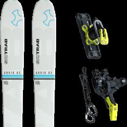 Pack ski SKI TRAB SKI TRAB GAVIA 85 21 + ATK TROFEO PLUS 8 21 - Ekosport
