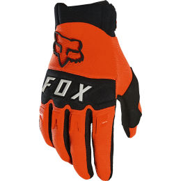 FOX DIRTPAW GLOVE FLO ORANGE 21