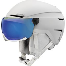 ATOMIC SAVOR VISOR STEREO WHITE HEATHER 21