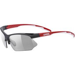 UVEX SPORTSTYLE 802 VARIO BLACK RED 21