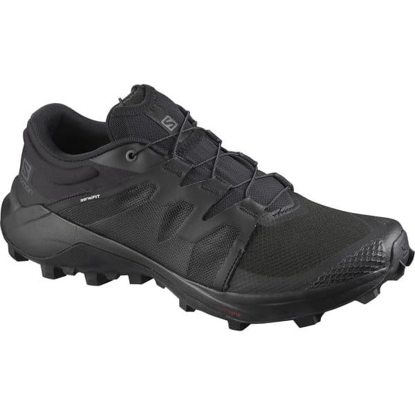 SALOMON Chaussure trail Wildcross Black/black/black Homme Noir taille 8.5