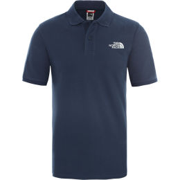 THE NORTH FACE M POLO PIQUET BLUE WING TEAL 20