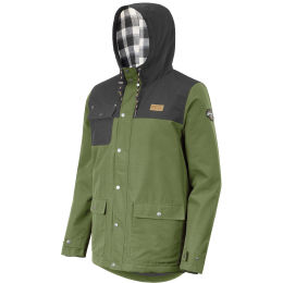 PICTURE JACK JKT ARMY GREEN 21