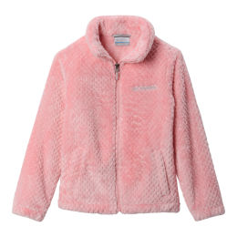 COLUMBIA FIRE SIDE SHERPA FULL Z PINK ORCHID 21