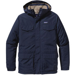 PATAGONIA ISTHMUS PARKA NAVY BLUE 21