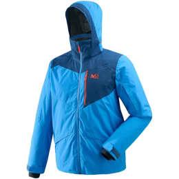 Vêtement de ski MILLET MILLET ATNA PEAK JKT ELECTRIC/POSEIDON 19 - Ekosport
