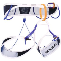 BLUE ICE CHOUCAS PRO HARNESS BLUE 21