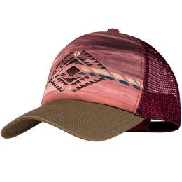 BUFF TRUCKER CAP SYKORA MAROON L/XL 21
