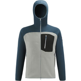 MILLET ABRASION FLEECE HOODIE M MONUMENT/ORION BLUE 21
